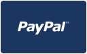 We accept: PayPal.