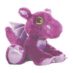 c13a9337af8 Aurora World Plush - Dreamy Eyes - FLAME the Purple Dragon (10 inch)