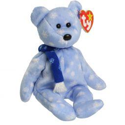 69ffb37712a TY Beanie Baby - 1998 HOLIDAY TEDDY (8.5 inch)  BBToyStore.com ...