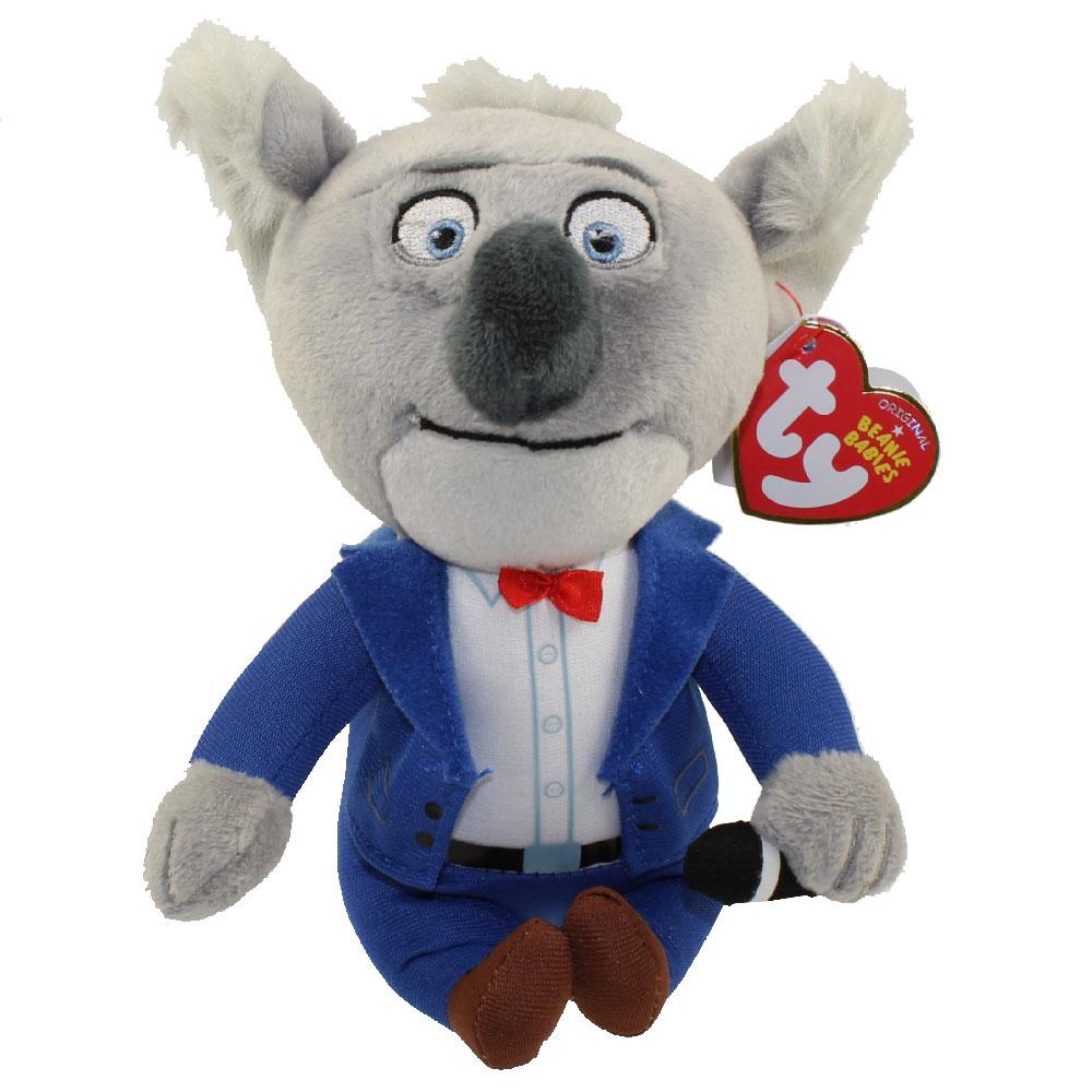 Ty Beanie Baby Buster The Koala Sing Bbtoystore Com