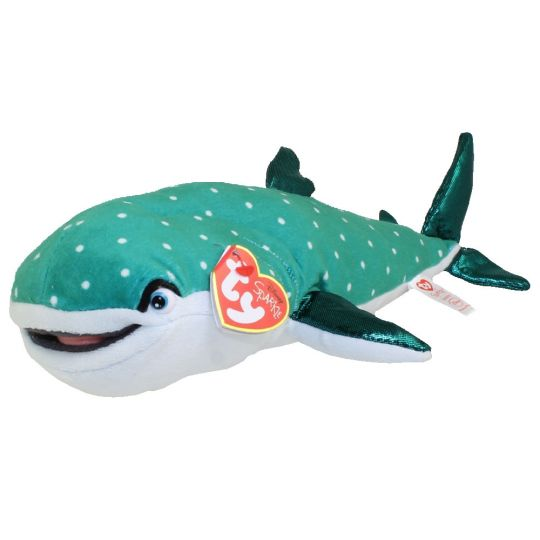 Ty Beanie Baby Destiny The Whale Shark Disney Finding Dory 10