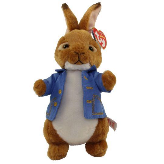 TY Beanie Baby - PETER RABBIT (Peter Rabbit Movie) (6 inch)