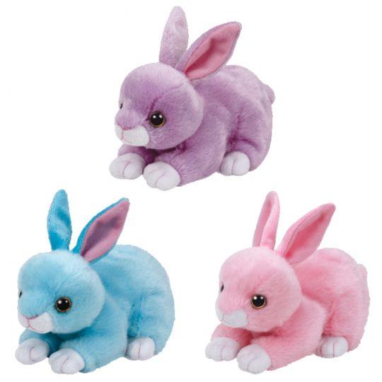 Ty Beanie Babies Set Of 3 2017 Easter Bunnies Dash Jumper