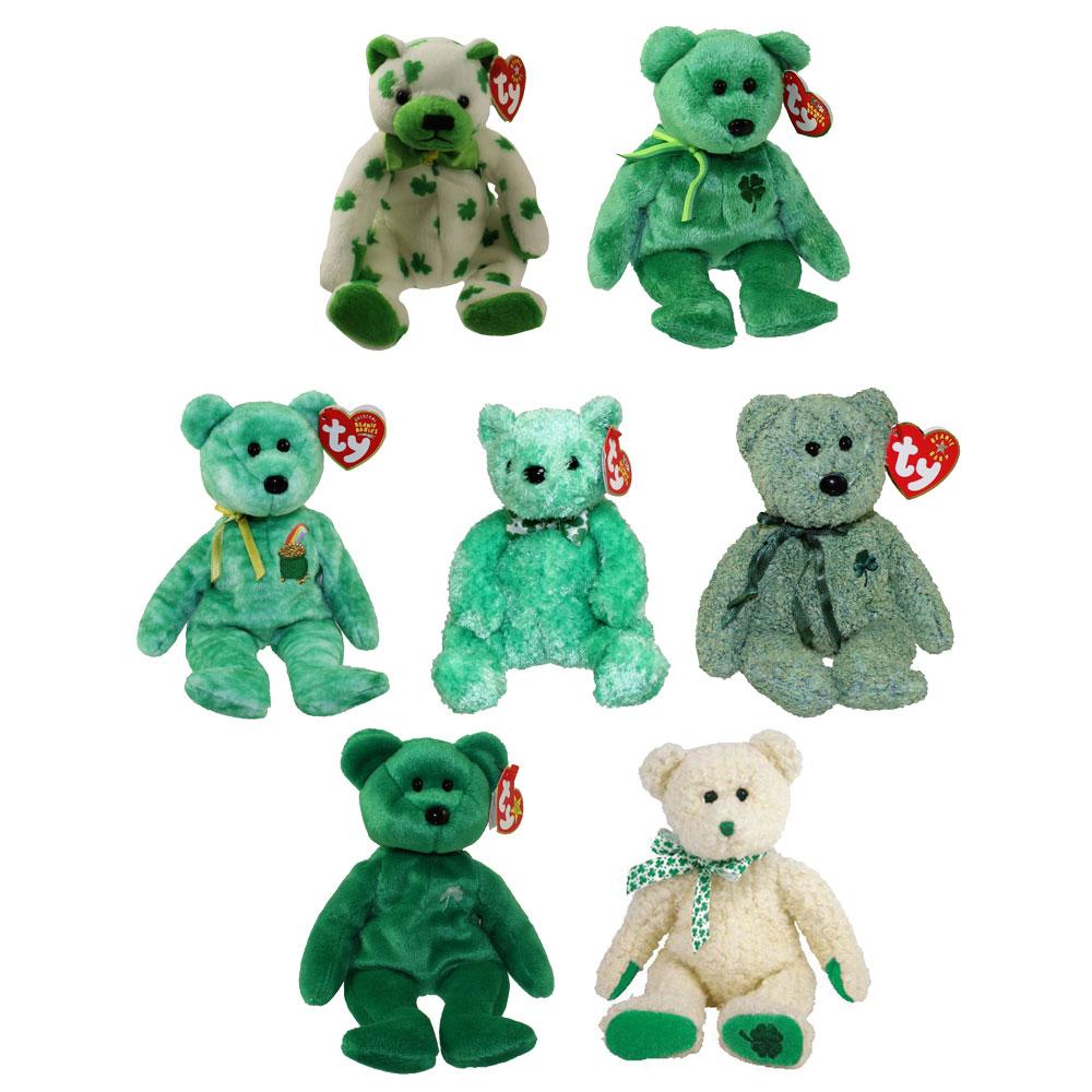 Ty Beanie Buddy Dublin the Bear