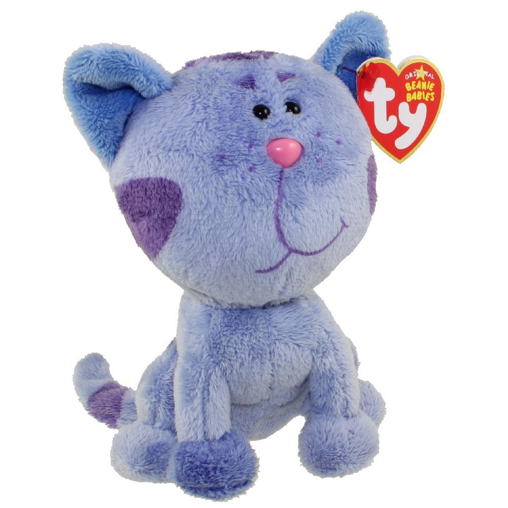 4e613e35c27 TY Beanie Baby - PERIWINKLE the Cat (Nick Jr. - Blue s Clues)   BBToyStore.com - Toys