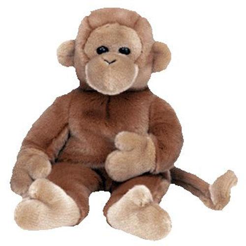 TY Beanie Buddy - BONGO the Monkey (14 inch)  BBToyStore.com - Toys ... d78599eb42d