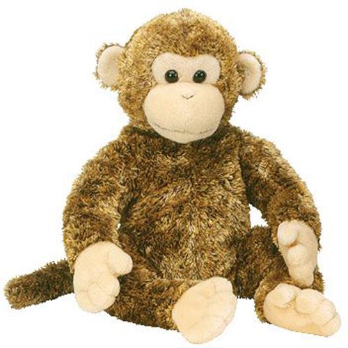 TY Beanie Buddy - BONSAI the Monkey (15 inch)  BBToyStore.com - Toys ... 6ccc322dc23