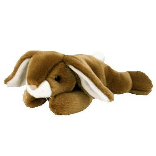 Ty Beanie Baby Hopper The Bunny 7 Inch Bbtoystore Com