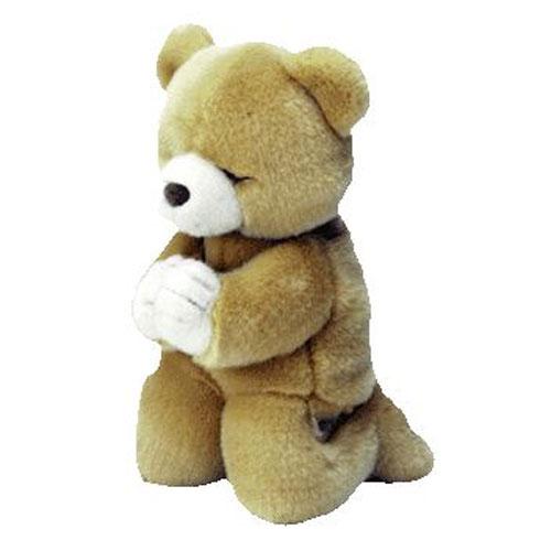 Ty Beanie Buddy Hope The Praying Bear 10 Inch Bbtoystore Com