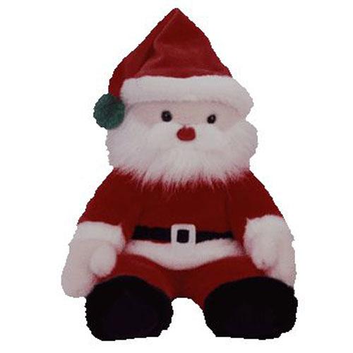 ty beanie buddy santa the santa claus 155 inch - Stuffed Santa Claus
