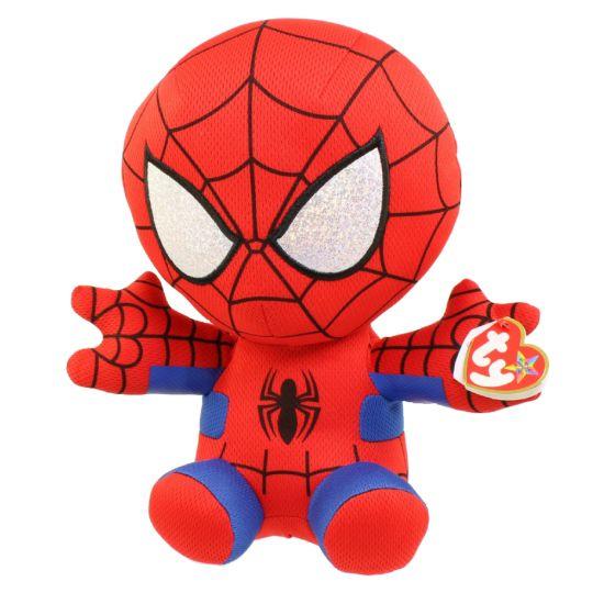 03aef87f454 TY Beanie Buddy - SPIDERMAN (Marvel) (13 inch)  BBToyStore.com - Toys