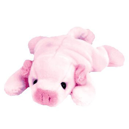 6c5d99f910f TY Beanie Buddy - SQUEALER the Pig (13 inch)  BBToyStore.com - Toys ...