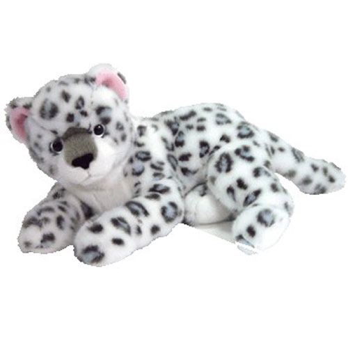 Ty Beanie Buddy Sundar The Snow Leopard Bbtoystore Com Toys