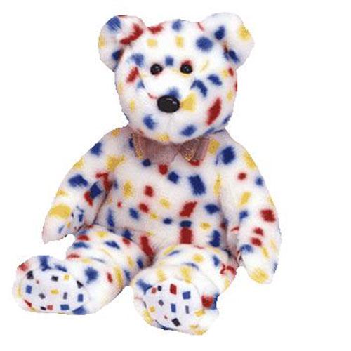 TY Beanie Buddy - TY2K the Bear (13 inch)  BBToyStore.com - Toys ... c3c357ace03