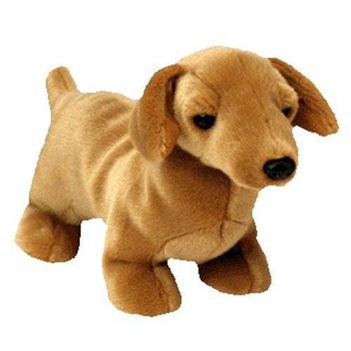 Ty Beanie Buddy Weenie The Dachshund Dog 13 Inch Bbtoystore Com