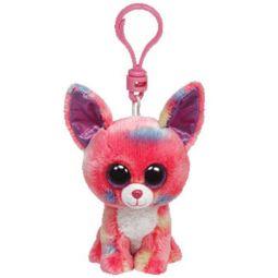 d3e4d921c85 TY Beanie Boos - CANCUN the Chihuahua (Glitter Eyes) (Plastic Key Clip -