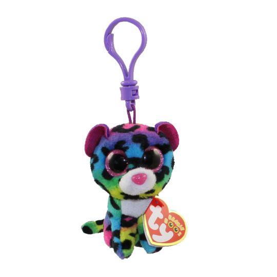 42a7c2ebfe2 TY Beanie Boos - DOTTY the Rainbow Leopard (Glitter Eyes) (Plastic ...