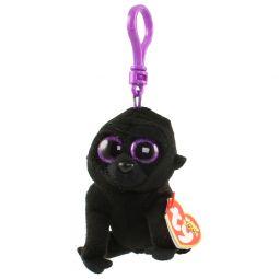 TY Beanie Boos - GEORGE the Black Gorilla (Glitter Eyes) (Plastic ... 14b9c8ac1f40