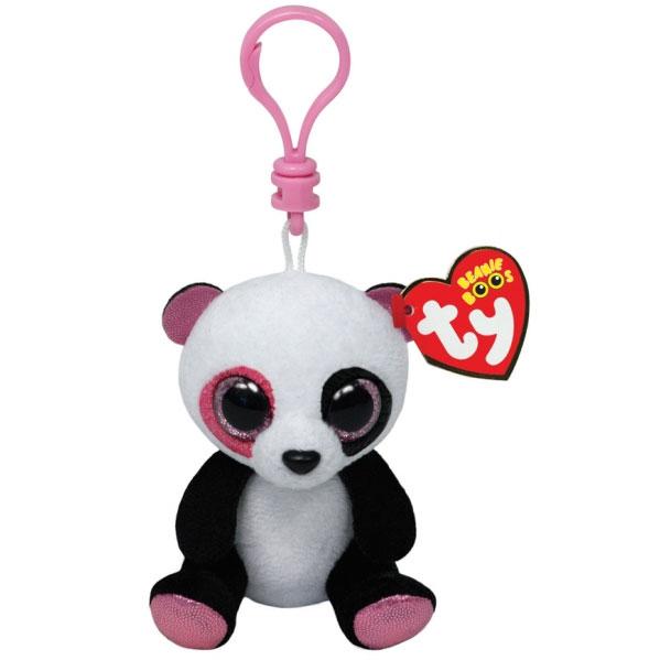 Ty Beanie Boos Penny The Panda Glitter Eyes Plastic