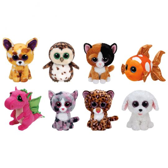 c19b8802805 BBToyStore. 2.6K subscribers. Subscribe · TY Beanie Boos - New Releases  Spring 2016 ...
