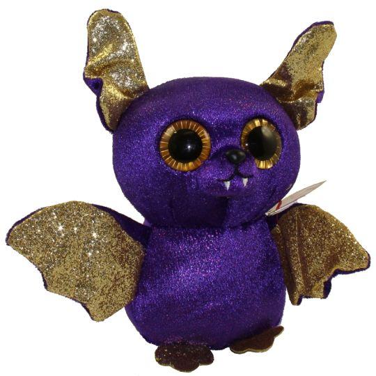 bbe621ef65c TY Beanie Boos - COUNT the Purple Bat (Regular Size - 6 inch)   BBToyStore.com - Toys