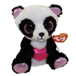 a0f2e0ae962 TY Beanie Boos - CUTIE PIE the Panda (Glitter Eyes) (Regular Size -