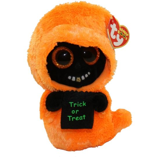 6ba095ab8b9 TY Beanie Boos - GRINNER the Ghoul (Regular Size - 6 inch)  BBToyStore.com  - Toys