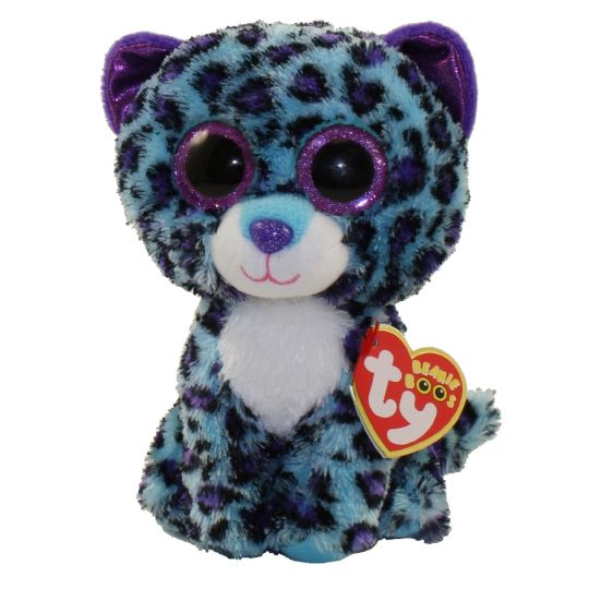4a23d62a4 TY Beanie Boos - LIZZIE the Leopard (Glitter Eyes) (Regular Size - 6 inch)  *Limited Exclusive*