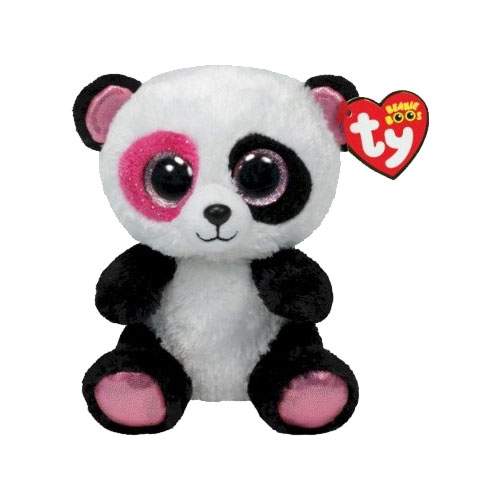 TY Beanie Boos - PENNY the Panda (Glitter Eyes) (Regular Size - 6 inch)   Limited Exclusive   BBToyStore.com - Toys f256d7f436a