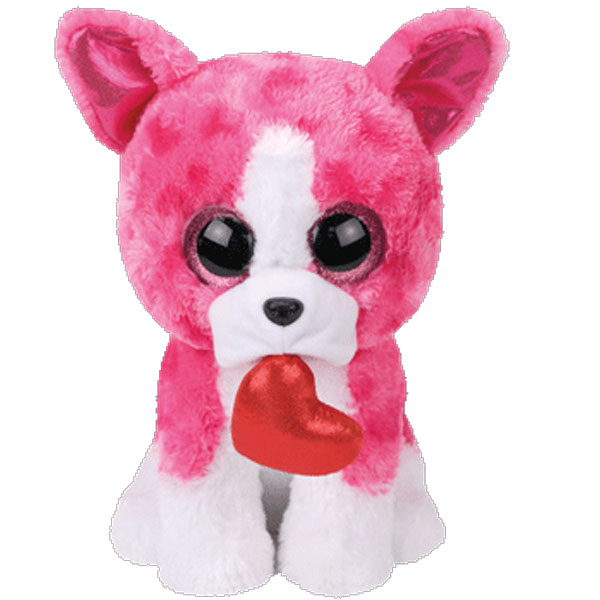 TY Beanie Boos - SET of 2 Valentines 2018 Releases (6 inch) (Romeo ... 7f6179b6c14