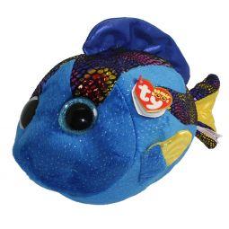 TY Beanie Boos - AQUA the Fish (Glitter Eyes) (Medium Size - 9 741070b1b4f0