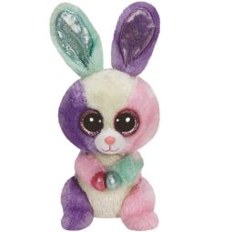 TY Beanie Boos - BLOOM the Multi-Color Bunny Rabbit (Glitter Eyes) ( e5cf7a10f187