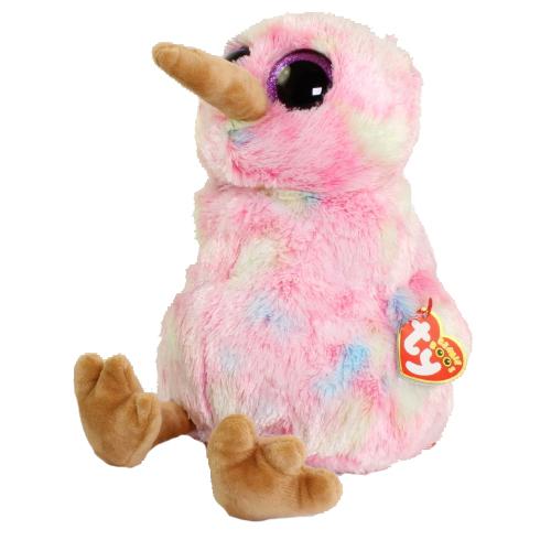 6db4f4eb570 TY Beanie Boos - KIWI the Bird (Glitter Eyes) (Medium Size - 9 inch)   BBToyStore.com - Toys