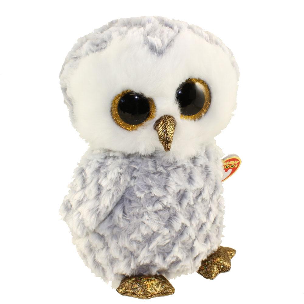 Ty Beanie Boos Owlette The Owl Glitter Eyes Medium