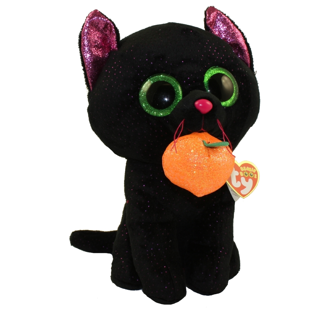755d7cefb40 TY Beanie Boos - POTION the Cat (Glitter Eyes) (Medium Size - 9 inch)   BBToyStore.com - Toys