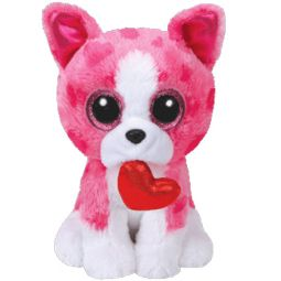 TY Beanie Boos - SET of 2 VALENTINES 2018 Releases (Medium Size ...