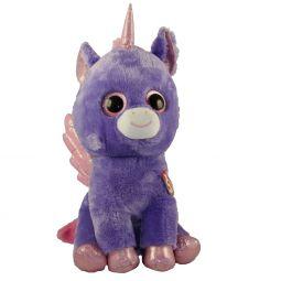 6332fda87a4 TY Beanie Boos - ATHENA the Pegasus (Glitter Eyes)(LARGE Size - 17