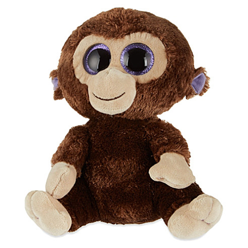 8dbafe6d9a1 TY Beanie Boos - COCONUT the Monkey (LARGE Size - 17 inch)  BBToyStore.com  - Toys