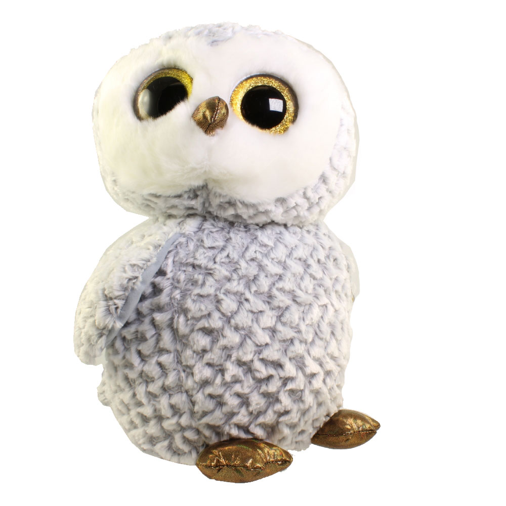 Ty Beanie Boos Owlette The Owl Large Size 17 Inch Bbtoystore