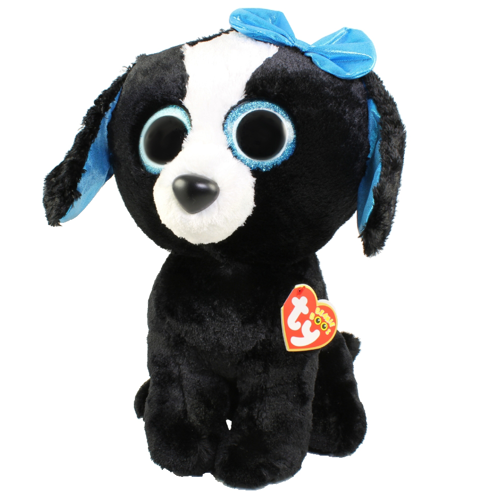 18305763f9f TY Beanie Boos - TRACEY the Dog (LARGE Size - 17 inch)  BBToyStore.com -  Toys