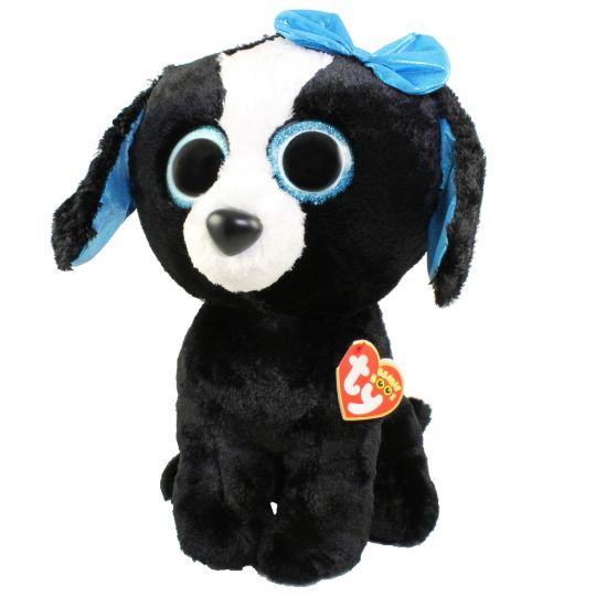 TY Beanie Boos - TRACEY the Dog (LARGE Size - 17 inch)  BBToyStore.com -  Toys 5e47296181ec