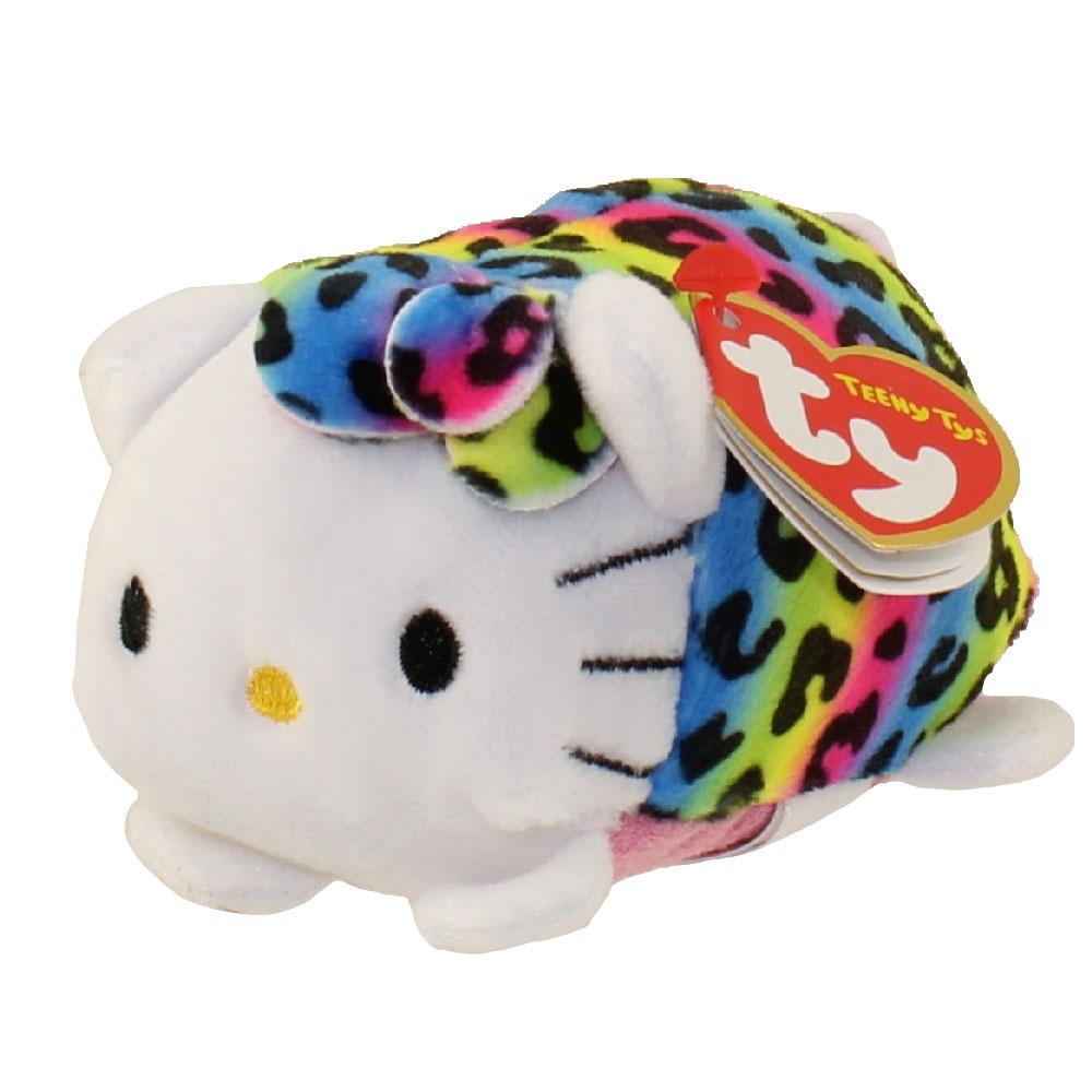 Hello Kitty Plush Toys : Ty beanie boos teeny tys stackable plush hello kitty