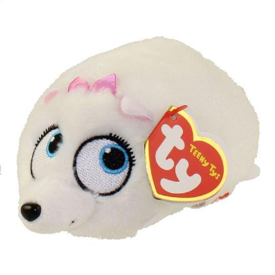 TY Beanie Boos - Teeny Tys Stackable Plush - Secret Life of Pets - GIDGET  (4 inch)  BBToyStore.com - Toys 8ca087aa994