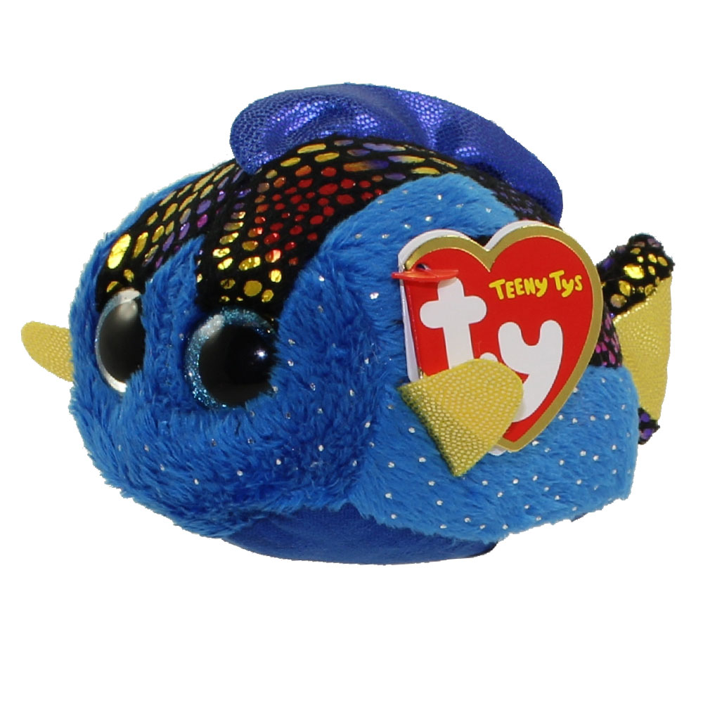 Ty beanie boos teeny tys stackable plush madie the for Bb shop