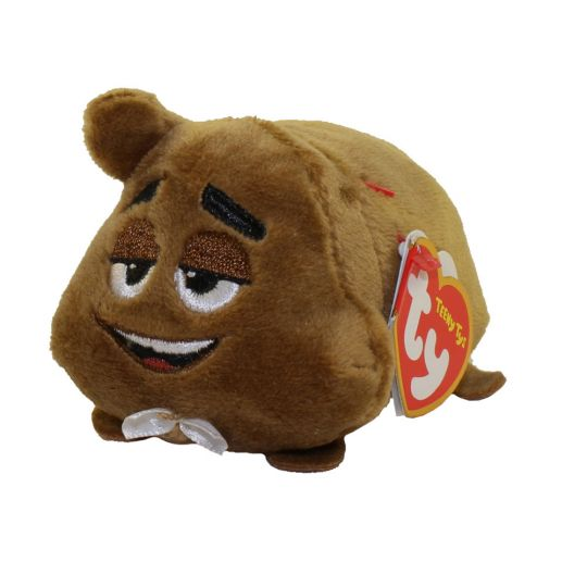9baa871b79ba4f TY Beanie Boos - Teeny Tys Stackable Plush - Emoji Movie - POOP SR (4  inch): BBToyStore.com - Toys, Plush, Trading Cards, Action Figures & Games  online ...