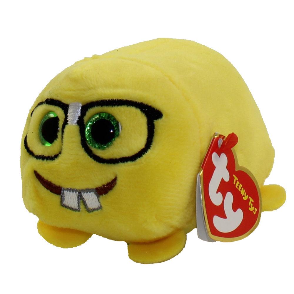 Ty Beanie Boos Teeny Tys Stackable Plush Emoji Dork