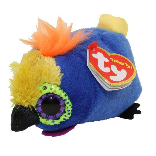 TY Beanie Boos - Teeny Tys Stackable Plush - DIVA the Bird (4 inch)   BBToyStore.com - Toys e2a75e77175