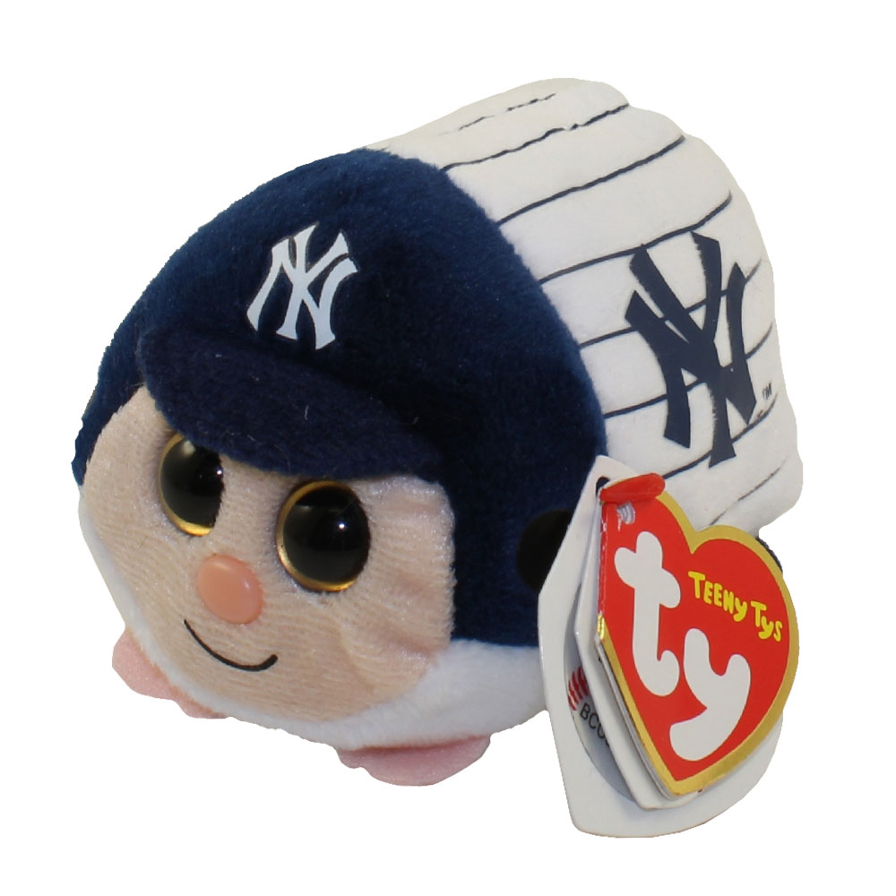 TY Beanie Boos - Teeny Tys Stackable Plush - MLB - NEW YORK YANKEES
