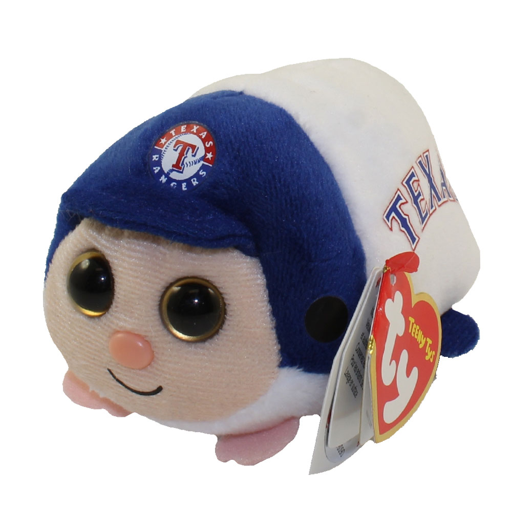 TY Beanie Boos - Teeny Tys Stackable Plush - MLB - TEXAS RANGERS
