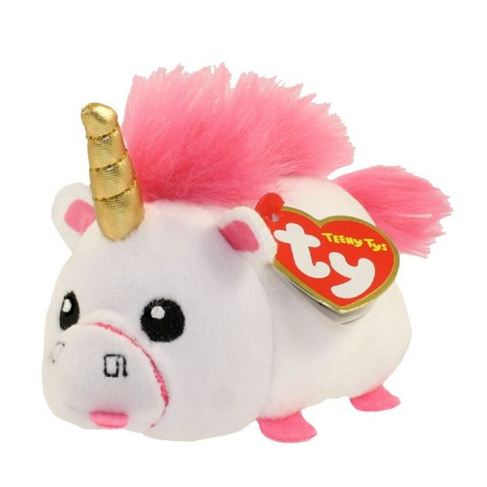 Ty Beanie Boos Teeny Tys Stackable Plush Despicable Me 3 Fluffy The Unicorn